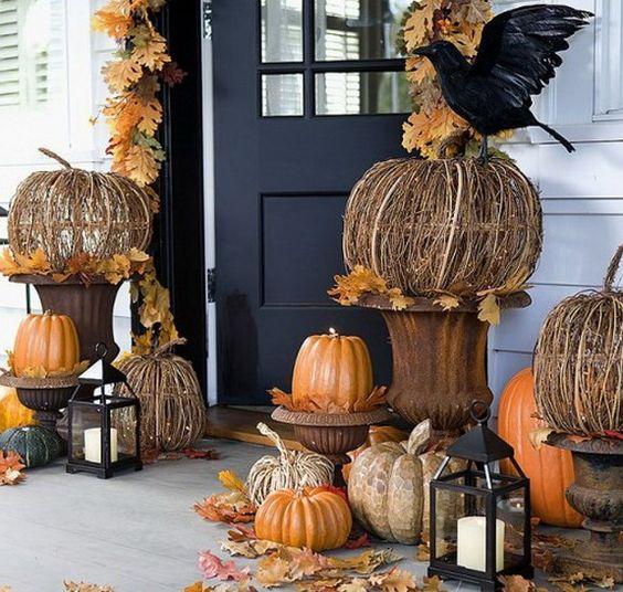 Halloween decoration ideas(10 photos)