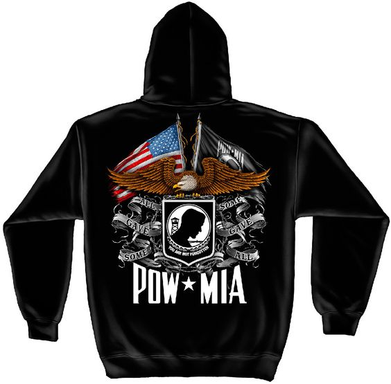 Military Hooded Sweat Shirts
