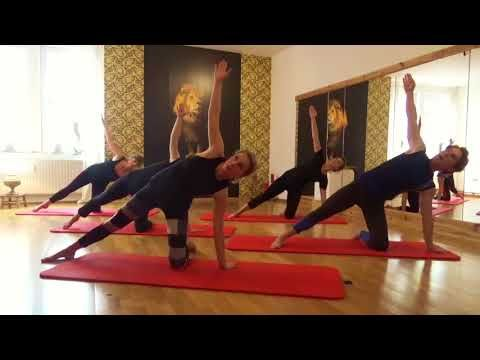 Pilates Theraband Youtube Training Anleitungen Gesundheit