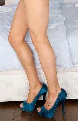 Michelle Moist nice shoes