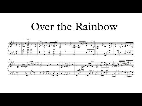 Joey Alexander - Over the Rainbow (Transcription, Revisited