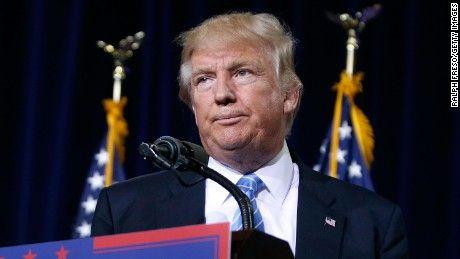 Trump mistakes 'confidential' and 'classified' in Clinton attack - CNNPolitics.com