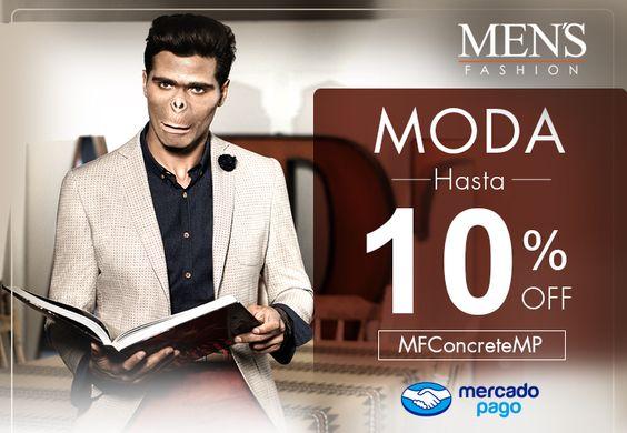 Renueva tu guardarropa, tenemos grandes descuentos en la #SemanaFashion de @MercadoPago. ¡Aprovecha!  Entra aquí: http://goo.gl/XMdvcW