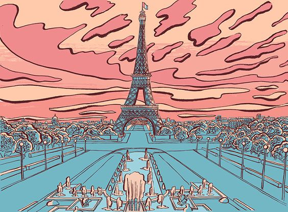 Cities Project - Dom McKenzie Illustration & Design