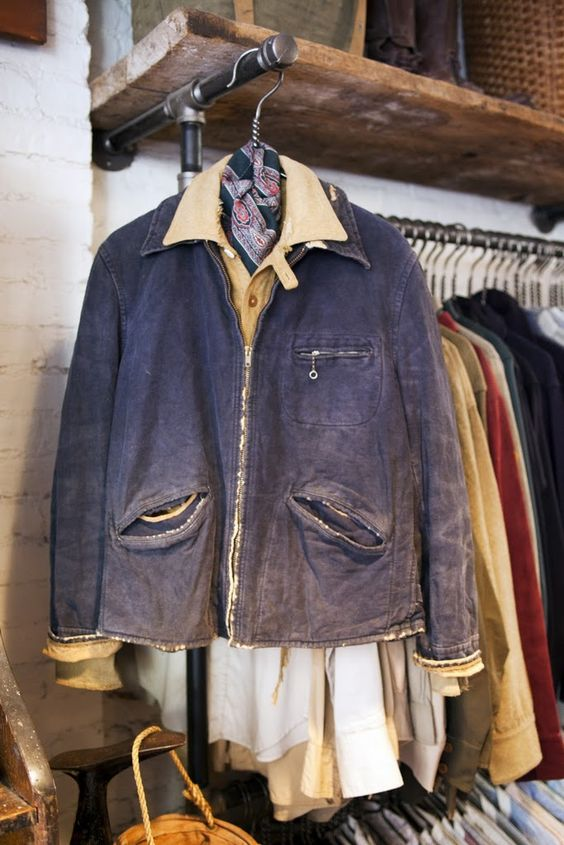 Recycled clothing is a booming business