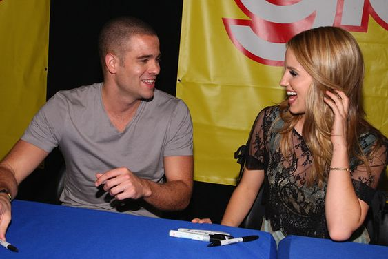 "Dianna Agron - The Cast Of ""Glee"" Signs Copies Of ""Glee: The Music Vol. 1"" In New Jersey"
