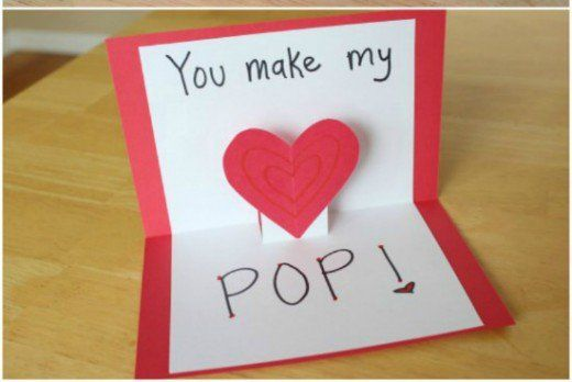 Check Out These Diy Ideas On How To Make Pop Up Greeting Cards For Birthdays Valentine S Diy Valentine S Day Pop Up Cards Pop Up Valentine Cards Pop Up Cards