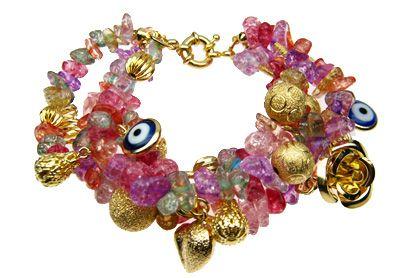 Como fazer jóias - http://www.comofazer.org/beleza-e-bem-estar/como-fazer-joias/