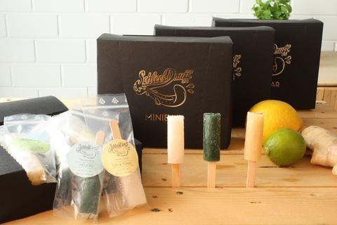 4 x 24 Stück MiniBar - Gin&Tonic, Moscow Mule, Mojito
