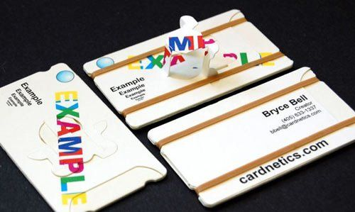 Business cards are sadly often overlooked, resulting in dull and boring cards that are easily forgotten. At MOO we know business cards can give you the opportunity to stand out from the crowd, be unique, and say something about yourself and your brand. But business cards needn't be dull or boring – in this post... Read More at 50 Unique Business Cards That Will Make Your Mind Explode