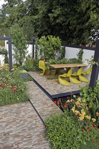 Garden Design London And South East Rhs Hampton Court Flower Show  Gold Medal