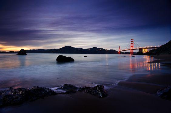 San Francisco, USA - Photography by Slava Mylnikov