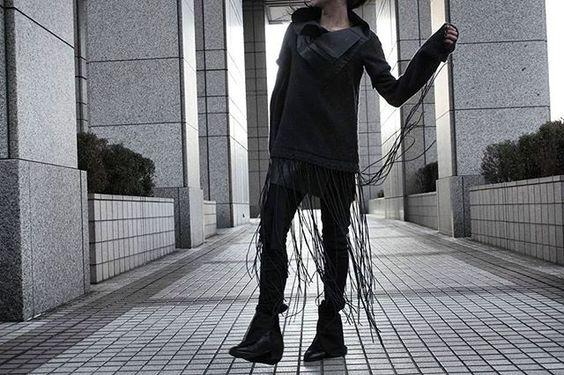 Lone wolf  Model Hiroaki Danzuka Photographer Sanna Fjaellborg  #photoshoot #fashion #black #blue #bluegrey #outfit #styling #photography #androgyny #androgynous  #collection #portrait #leather #blueleather #navy #knit #collar #wool #design