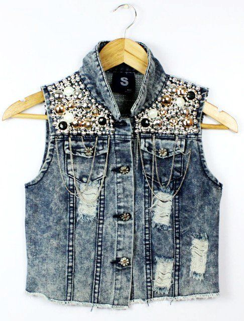 Cool Jean Jackets - My Jacket