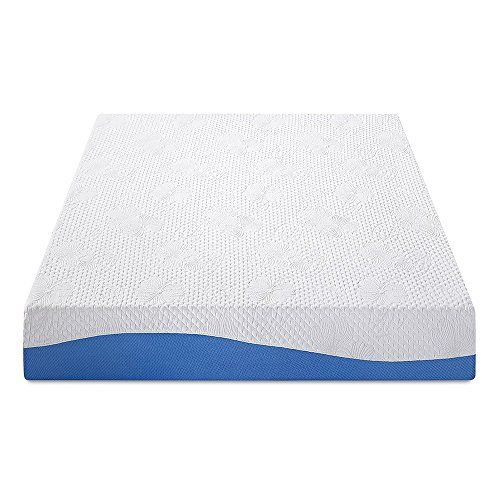 Primasleep Wave Cool Gel Infused Memory Foam Mattress 10 H King Mattress Memory Foam Mattress Bed Frame Mattress