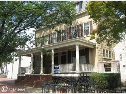 190188 Duke Of Gloucester Street, Annapolis, MD 21401 — Rare opportunity to own this detached home in the heart of the historic district. Currently used as offices, but can be renovated to a large single family home or a two family dwelling. Over 5200 sq. ft. of space and off-street parking.