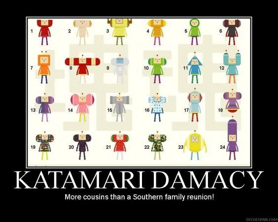 katamari damacy
