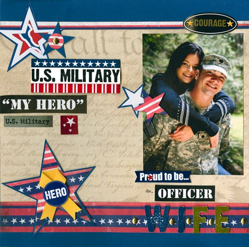 Military, Police And Scrapbook On Pinterest