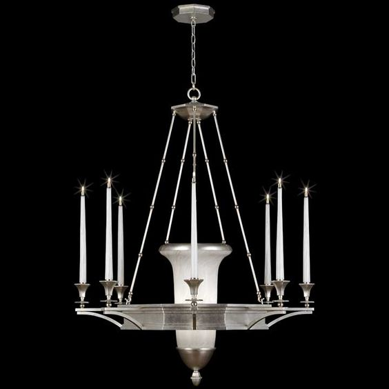 (Limited Supply) Click Image Above: Fine Art Lamps Candlelight 21st Century 8-light Grand Chandelier