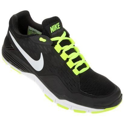 Tênis Nike Free Zilla TR – Preto e Verde Limão - http://batecabeca.com.br/tenis-nike-free-zilla-tr-preto-e-verde-limao-netshoes.html