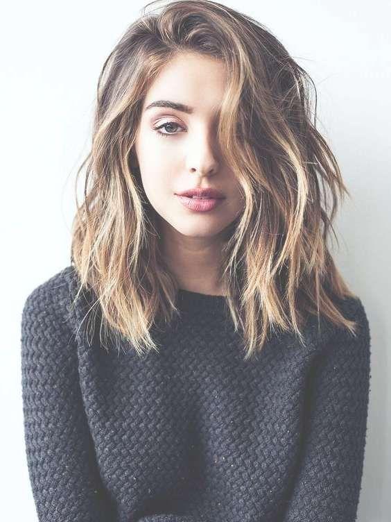 Medium Haircuts For Thick Hair View 16 Of 25 Medium Hair Styles Hair Styles Short Hair Styles