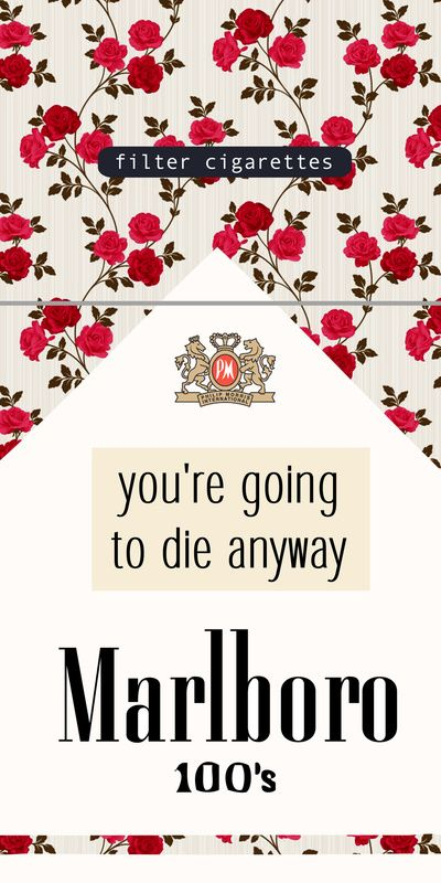 you're going to die anyway
