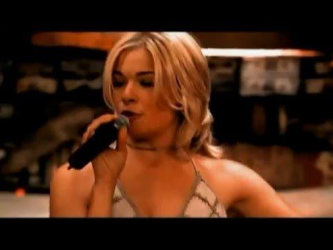 Leann Rimes Can T Fight The Moonlight Hd Youtube Leanne Keith Sweat Rock The Vote