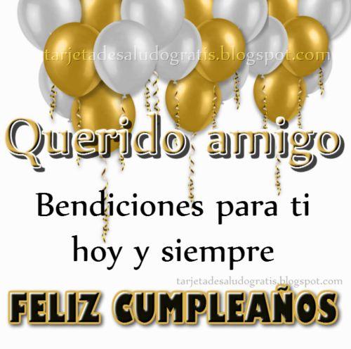 Mensajes de Feliz CUMPLEAÑOS » Frases de Cumpleaños para una AMIGA o AMIGO | FrasesHoy.org