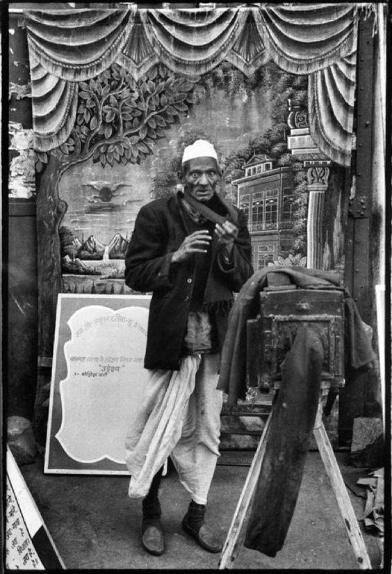 © Raghu Rai; Delhi. 1977: