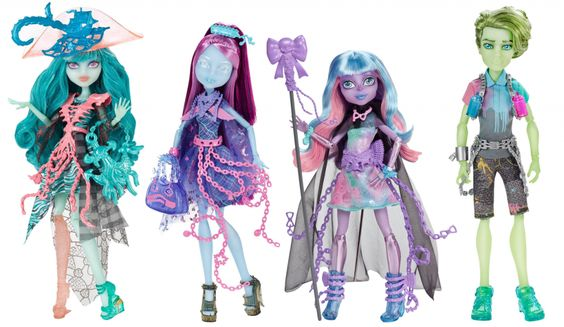 New Monster High Student Spirit Dolls Target Cartwheel Discount