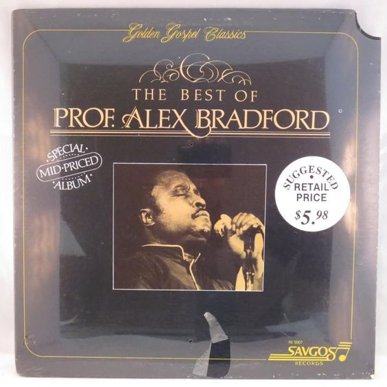 The Best of Alex Bradford