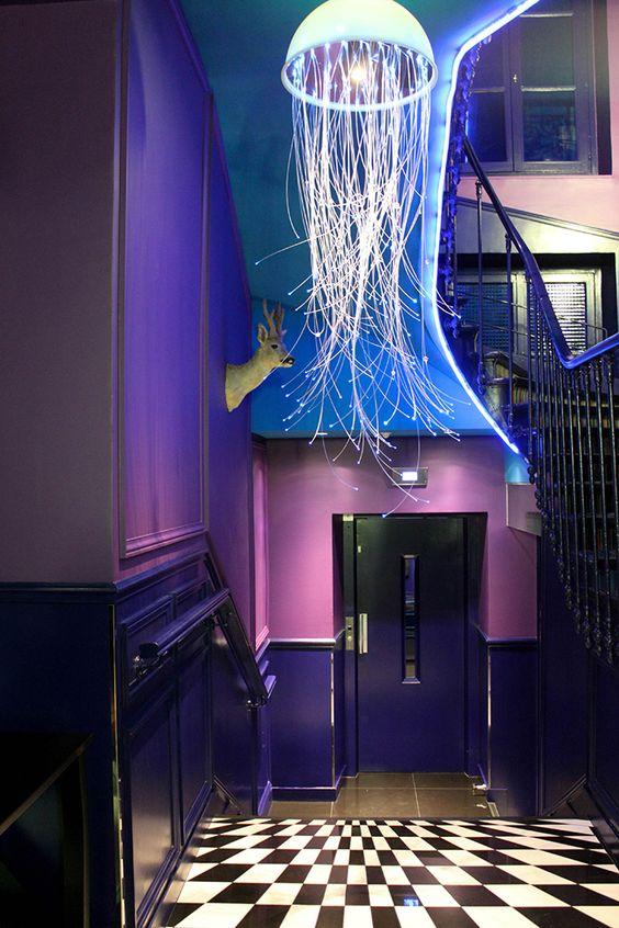L'hôtel ORiginal - 8, boulevard Beaumarchais 75011 Paris