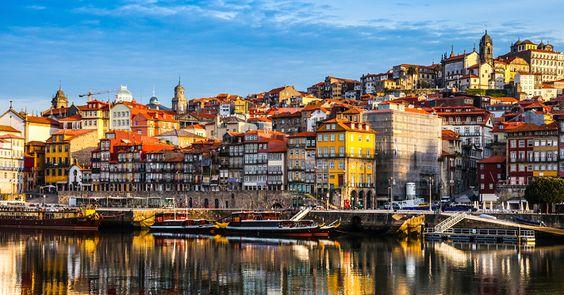Cidades perto de Porto #viagem #lisboa #portugal