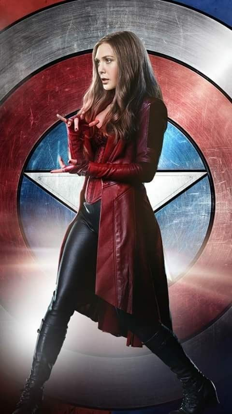Pin By Adam Lizandro On Bruja Escarlata Scarlet Witch Marvel Elizabeth Olsen Scarlet Witch Scarlet Witch