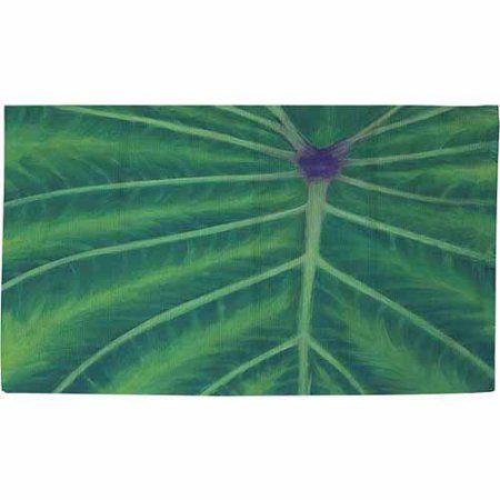 Thumbprintz Kalo Rug, 22.5 inch x 37 inch, Green