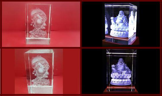 khắc ảnh 3d lên pha lê