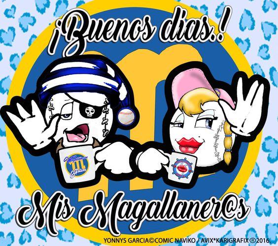 Sigue a Naviko la mascota emergente del Magallanes ahora en su pagina oficial. https://www.facebook.com/Naviko-la-mascota-emergente-del-Magallanes-124299818019612/
