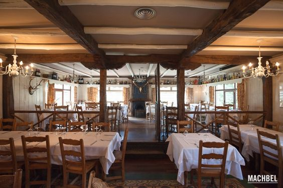 Restaurante Las Piscinas, Villacarriedo  #Cantabria #Spain