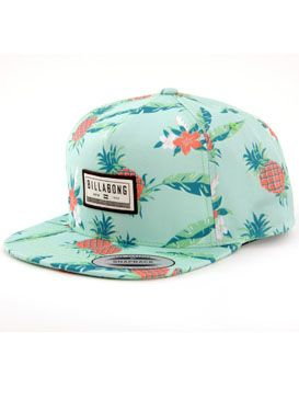 Billabong Aloha Brah Hat #billabong @Billabong | #surfride www.surfride.com: