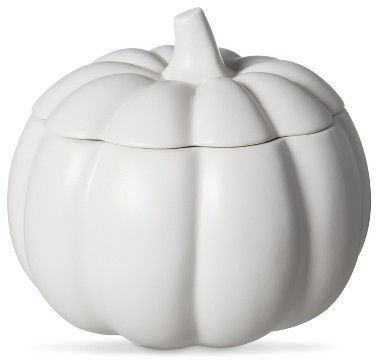 Love this!  #Halloween #Pumpkin Ceramic Cookie Jar