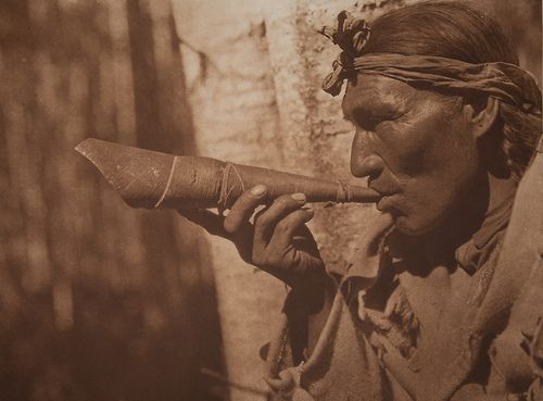 Edward Sheriff Curtis.