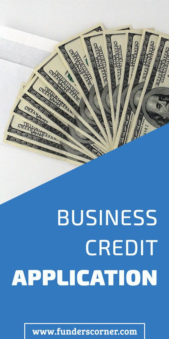 Business Credit Application Business Credit Application Form Small Business Credit Cards Business Credit Cards Credit Card Processing