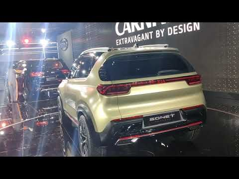 After Revealing And Confirming The Kia Sonet Concept Concept Version And Kia Sonet Production Version Names For The Kia Qyi Indianaut In 2020 Kia Expo 2020 Brezza