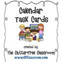 This contains ways to make calendar time much more interactive and purposeful.  It's great for preK through 3rd grade. There are task cards that can be used daily.
