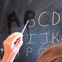 """Fun way to """"write"""" letters"""