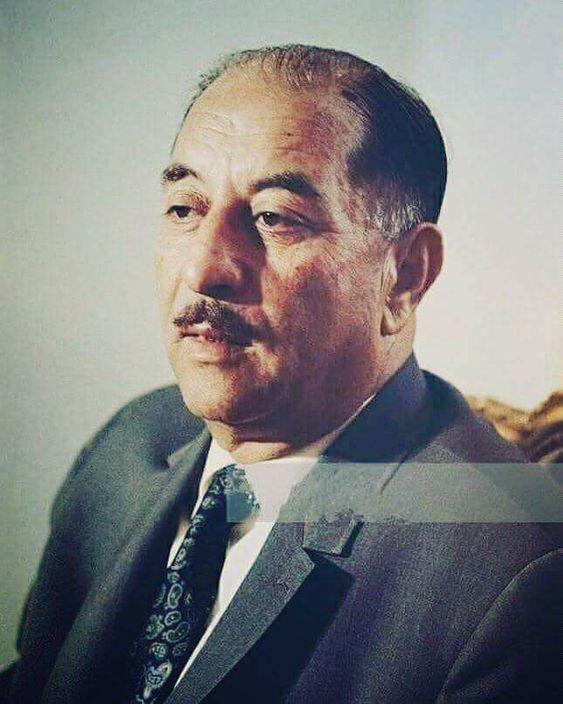 رئيس الجمهورية العراقية الأب أحمد حسن البكر My Favorite Things Favorite