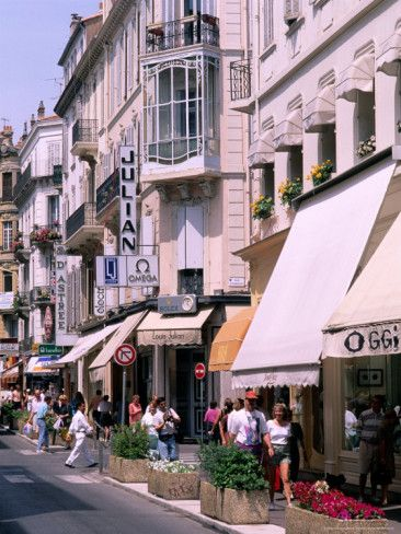 Cannes. Another city i've loved visiting: