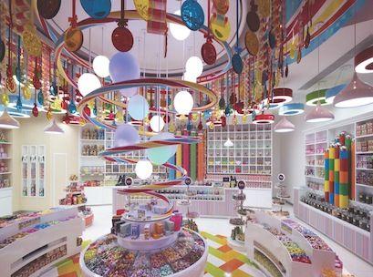amazing sex toy store