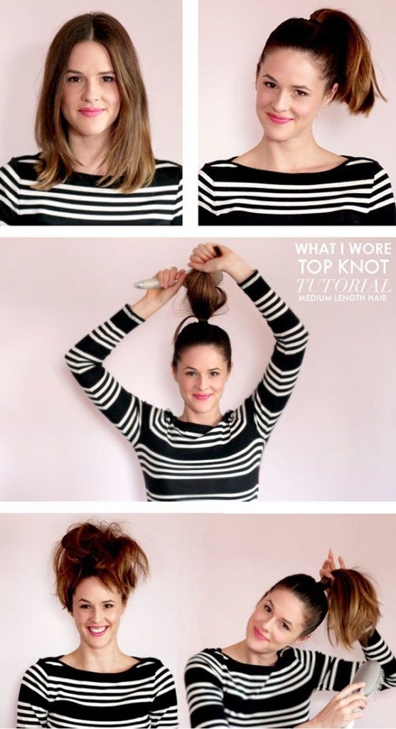 50 Shoulder Length Hairstyle Tutorials The Hairstyle Mag Medium Length Hair Styles Medium Hair Styles Hair Lengths