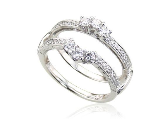engagement ring enhancers ring enhancer and engagement. Black Bedroom Furniture Sets. Home Design Ideas